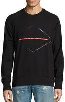 Rag & Bone French Terry Graphic Sweatshirt