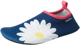 Playshoes Unisex Kid's Barefoot Aqua Socks with UV Protection Daisys Water Shoes