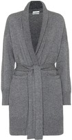 Co Belted wool and cashmere cardigan