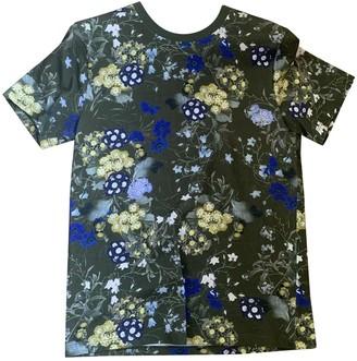 Erdem X H&m Navy Cotton Top for Women