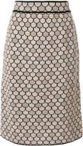 M Missoni 'rosa chiaro' printed skirt
