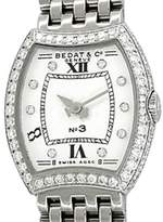 Bedat & Co 304.051.109 Stainless Steel with Diamond 25mm Womens Watch