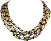 One Kings Lane Vintage Nina Ricci Gold-Plated Sterling Necklace