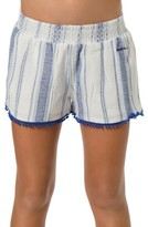 O'Neill Toddler Girl's Beachside Shorts