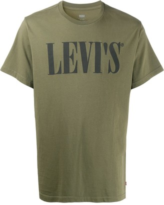 Levi's signature crew neck T-shirt