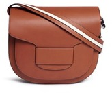 Tory Burch 'Modern Buckle' leather saddle bag