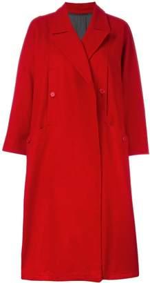 Yohji Yamamoto Pre-Owned Y's oversized coat