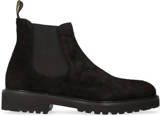 Doucal's Doucals Suede Chelsea Boots