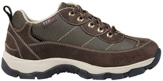 L.L. Bean Women's Snow Sneakers with Arctic Grip, Low Lace-Up