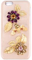 Dolce & Gabbana embellished iPhone 6 case