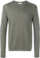 Etro classic v neck sweater