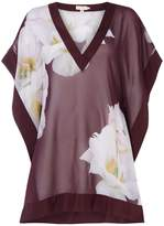 Ted Baker Gardenia print cover up