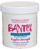 Bantu Shea Butter No Base Relaxer Regular Strength, 14.3 Ounce