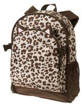 Gymboree Leopard Backpack
