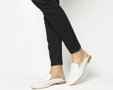 Office France Flat Mules