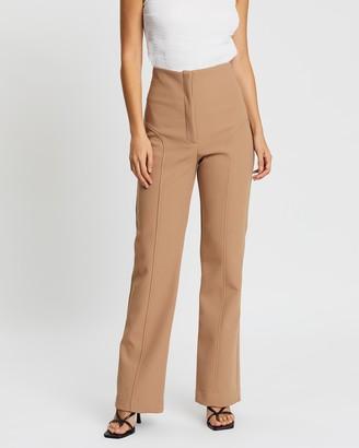 PARIS GEORGIA Bootleg Trousers