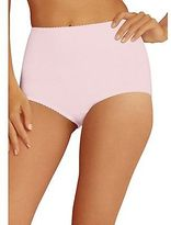 Hanes Women's Stretch Cotton Light Control Brief Panties 2-Pack Women's Lingerie