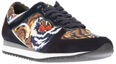 Kenzo 'Flying Tiger' print trainer