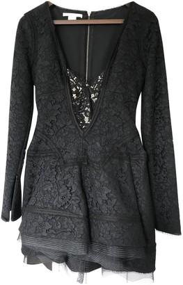 Antonio Berardi Black Lace Dress for Women