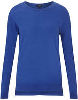 Jigsaw Wafer Cashmere Crew Jumper