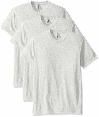 Marky G Apparel Men's Triblend Crew (3 Pack)
