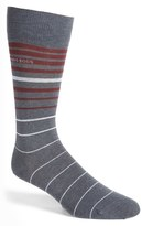 BOSS Men's Stripe Socks