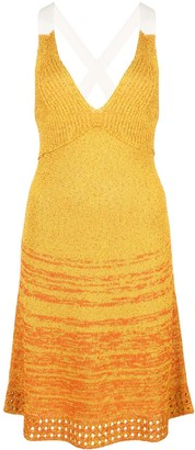 M Missoni Sequinned Knit Dress