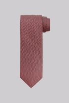 Hardy Amies Red Geo Tie