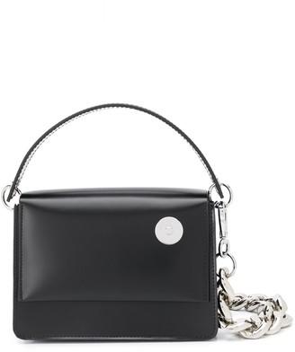 Kara Foldover Mini Tote Bag