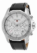 Swiss Legend Men's 16198SM-02S Islander Analog Display Swiss Quartz Black Watch