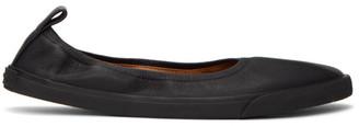 Dries Van Noten Black Flat Loafers