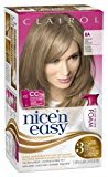 Clairol Nice 'n Easy Foam Hair Color 8A Medium Ash Blonde 1 Kit by