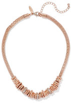 New York & Co. Mesh Rondelle Necklace