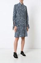 Derek Lam Shirt Dress w/ Pleats