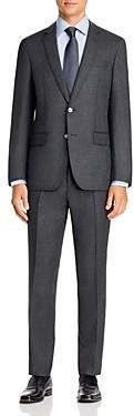 HUGO BOSS Helford/Gander Tic Weave Slim Fit Suit