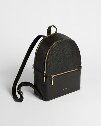 Ted Baker COORRA Soft Leather Double Zip Backpack