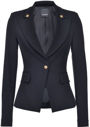 Pinko Fitted Blazer