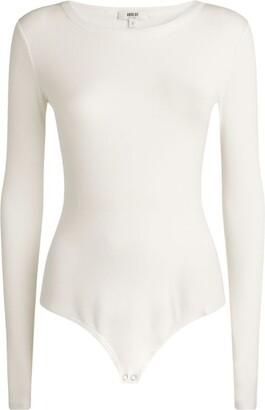 AGOLDE Ribbed Leila Bodysuit