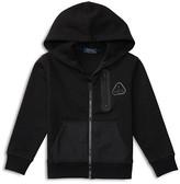 Ralph Lauren Boys' Micro Fleece Hoodie - Sizes 4-7