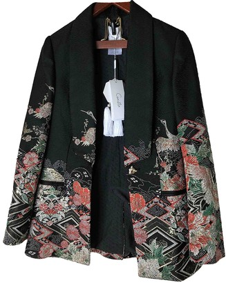 Camilla Black Jacket for Women