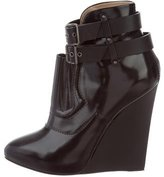 Proenza Schouler Cindy Wedge Ankle Boots