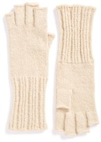 Women's Caslon Knit Fingerless Gloves