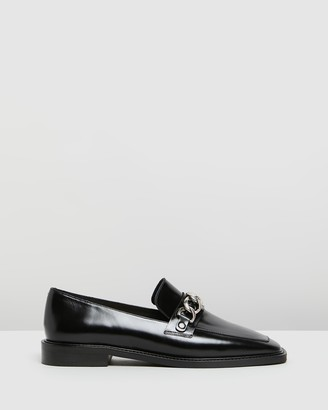 Jonak Dionette Leather Loafers