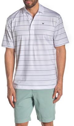 Callaway Golf Short Sleeve Printed Polo