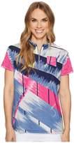 Jamie Sadock - Ginza Print Short Sleeve Top Women's Clothing