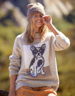 aerie Fairisle Sweater