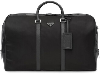 Prada Shell Duffle Bag