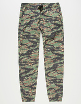 BROOKLYN CLOTH Tiger Camo Mens Jogger Pants