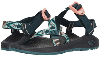 Chaco Z/Cloud (Eitherway Black/White) Women's Sandals