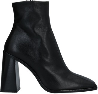 CROSS WALK Ankle boots